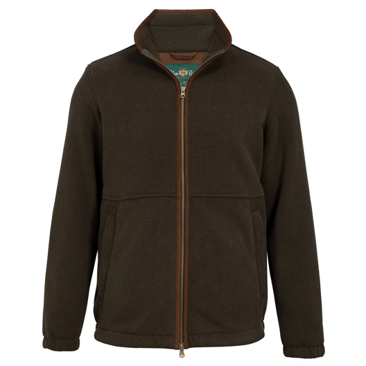 Aylsham Windblock Fleece Green