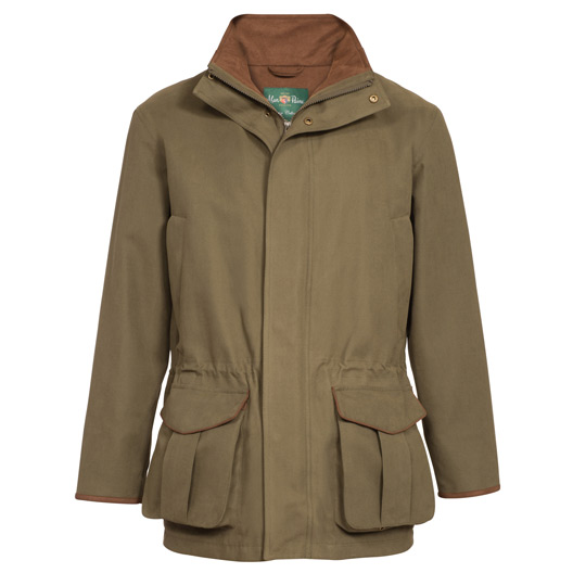 Berwick Mens Waterproof Coat Olive