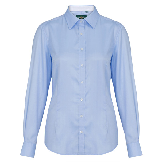 Bromford Ladies Shirt Blue
