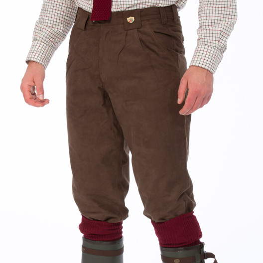 Cambridge Gents Breeks Oak