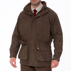 Cambridge Waterproof Jacket Oak
