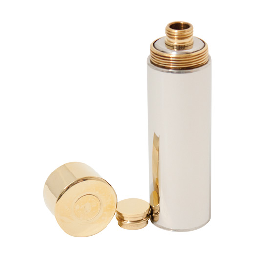 Cartridge flask 6oz