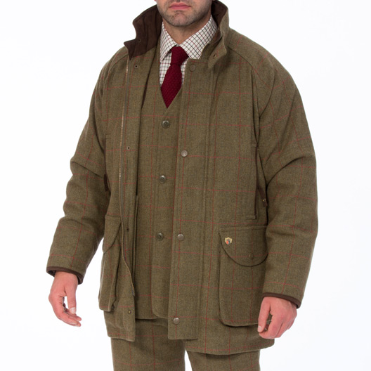 Combrook Waterproof Coat Sage