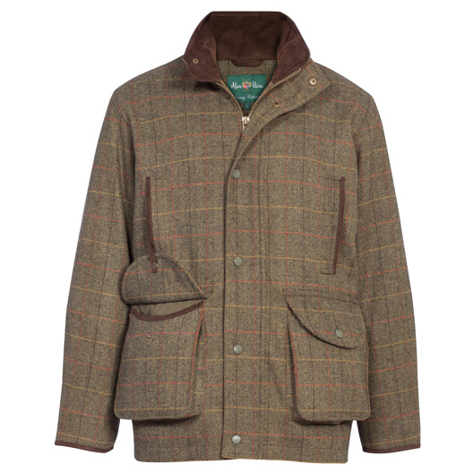 Compton Gents Field Coat Peat
