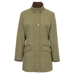 Compton Ladies Field Jacket Juniper