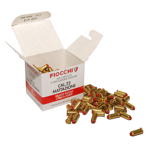 Fiocchi .22 Dummy launcher Blanks