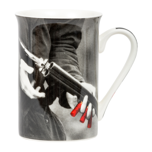 Ejecting Cartridges Mug