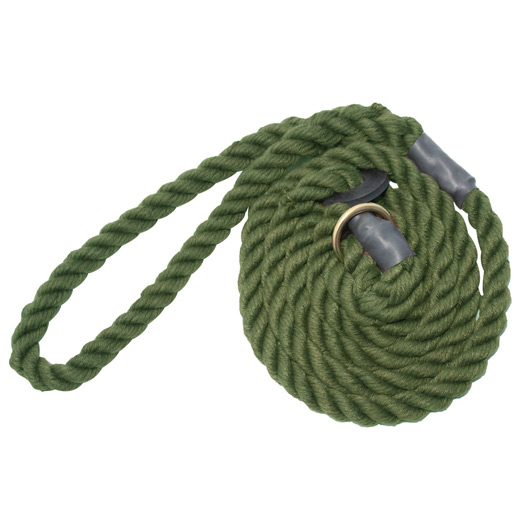 Elite Dog Slip Lead green