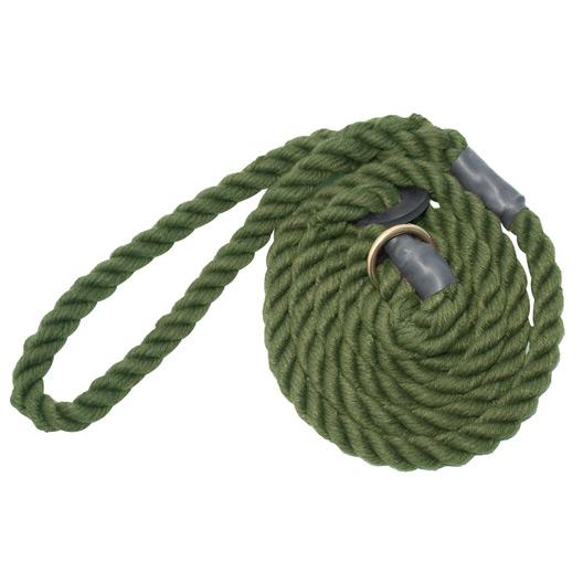 Elite Dog Slip Lead green