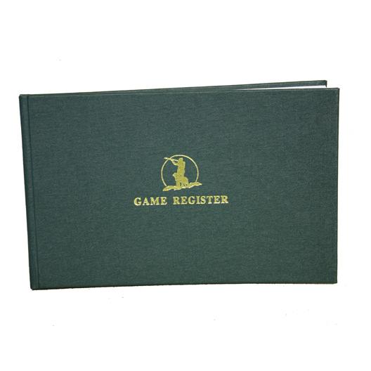 Game Register