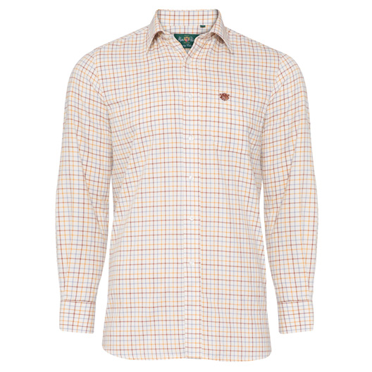 Gents Shirt Country Check