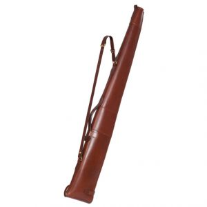 Gun Slip Leather Brown STD