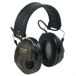 Peltor sportac electronic ear defenders