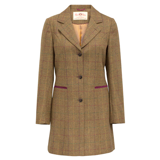 Surrey Ladies Mid Thigh Coat