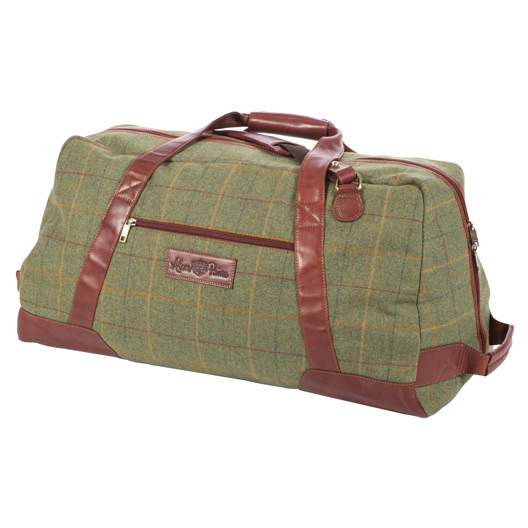 Tweed Travel Bag - Landscape