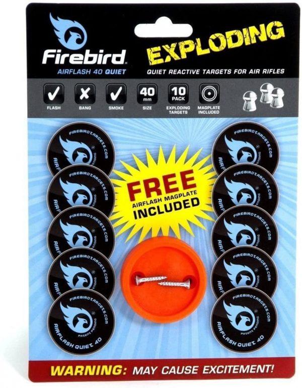 Air flash quiet firebird pack 10
